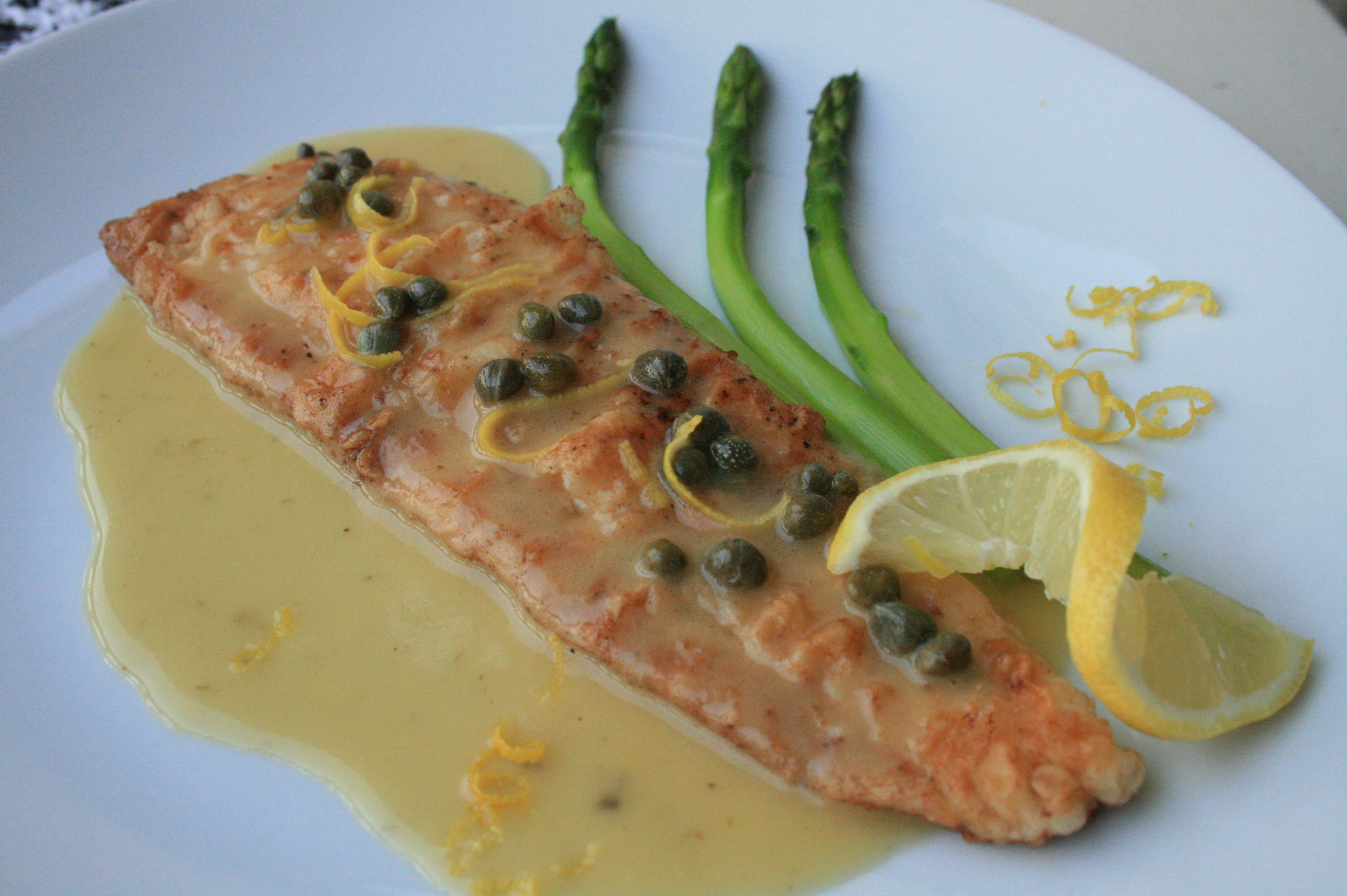 Sole Meunière…The Quintessential French Dish