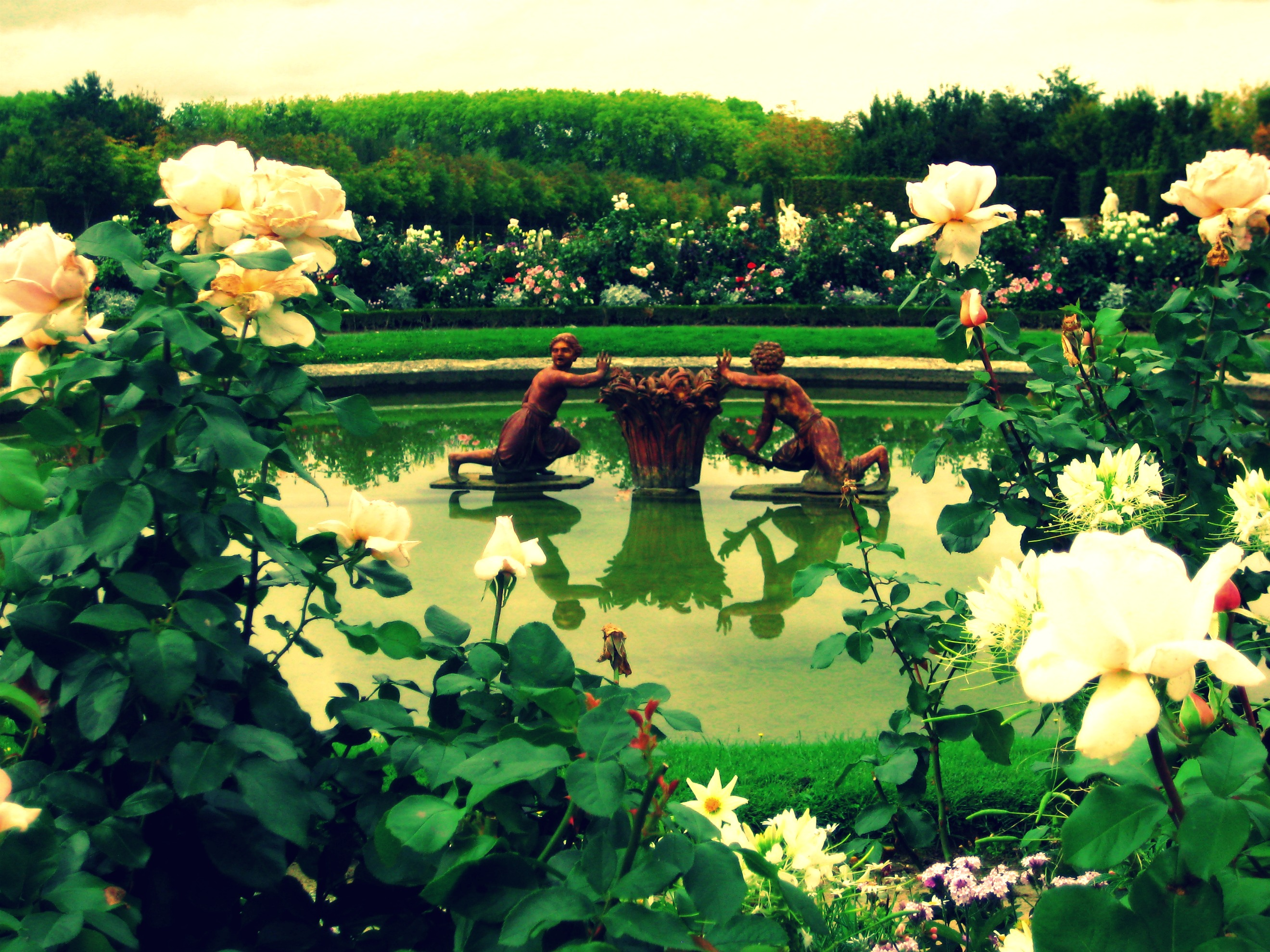 Most Beautiful Rose Gardens In The World image gallery of most beautiful rose gardens in the world