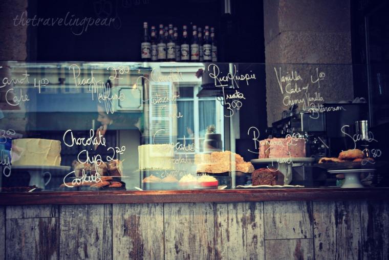 sugarplum cake shop Paris