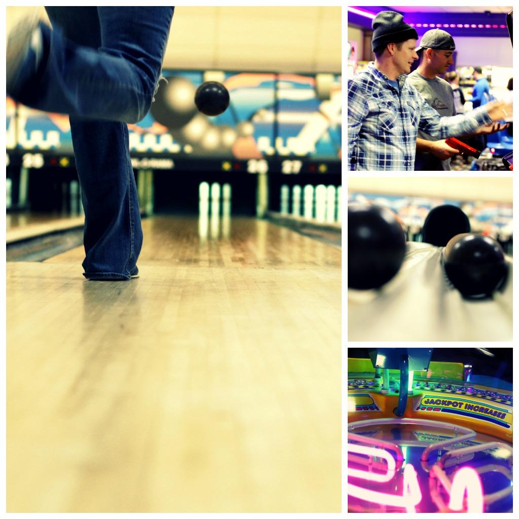 candle stick bowling