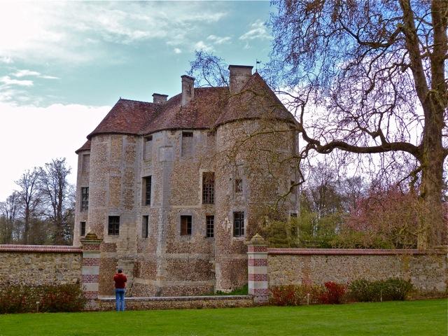 Chateau de Harcourt