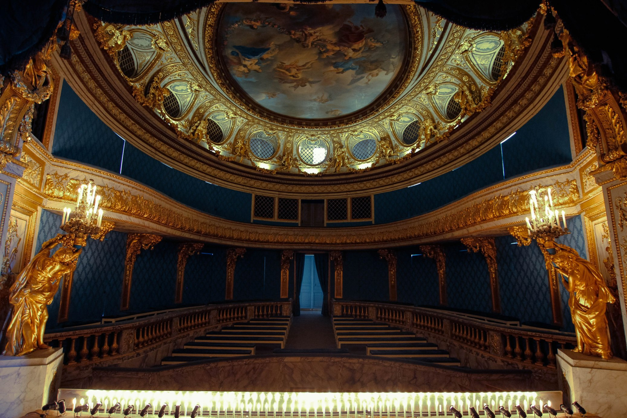 Marie Antoinette Theater Petit Trianon