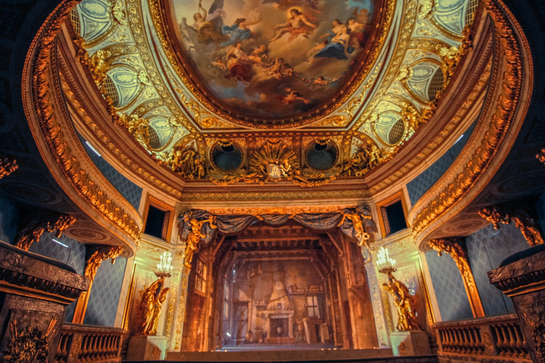 toinette's theater Petit Trianon