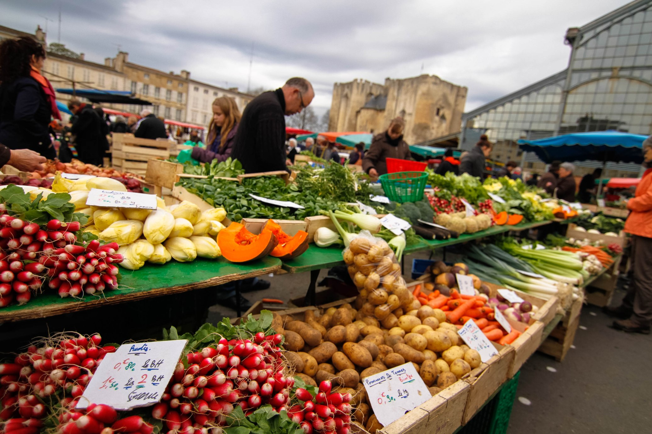 market Niort