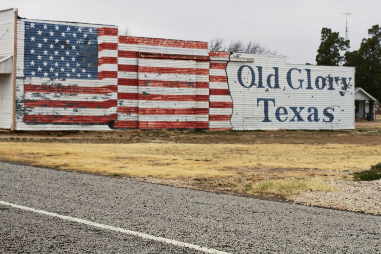 Old Glory texas