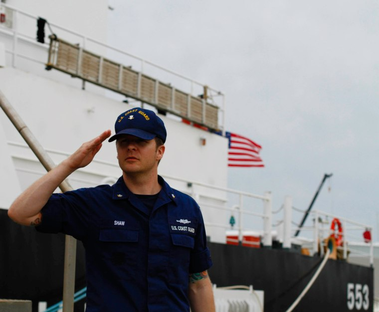 Coast Guardsman