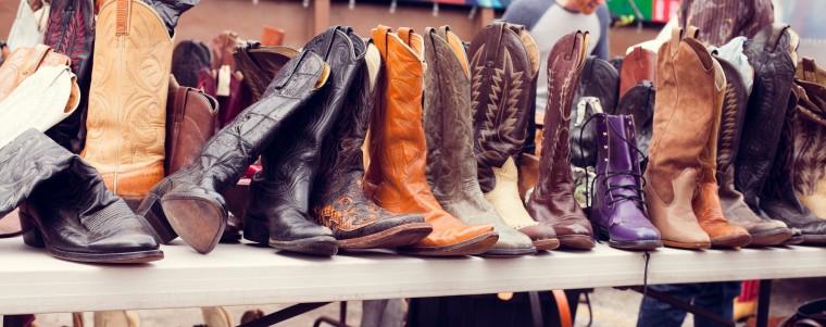 cowboy boots Austin