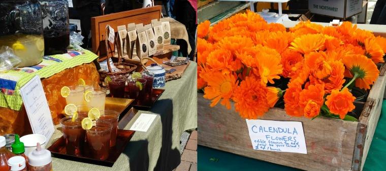 market goodies San Juan Island