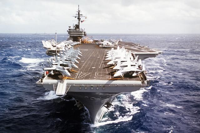 fair winds and following seas for uss constellation cv