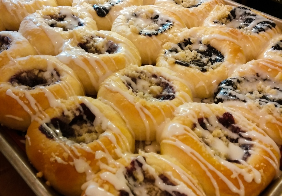 fruit kolache